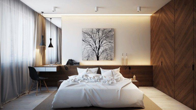 SCHLAFZIMMER IDEEN Modern Betten, Schlafzimmer Hängelampe - moderne betten schlafzimmer