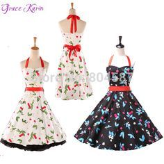 Free Plus Size Rockabilly Dress Pattern 24 | keepers | 1950s ...