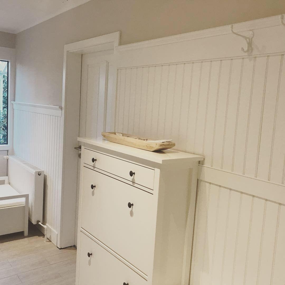 Wenn Wohntraume Wahr Werden Whiteliving Raumgestaltung Mit Beadboard De Paneelen In 2020 Raumgestaltung Wandverkleidung Wohnen