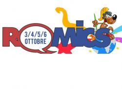 Torna Romics dal 3 ottobre alla Fiera di Roma: festival internazionale del fumetto, dell'animazione e dei games | News | Expoportale.com - Fiere, eventi e manifestazioni in Italia e in Europa