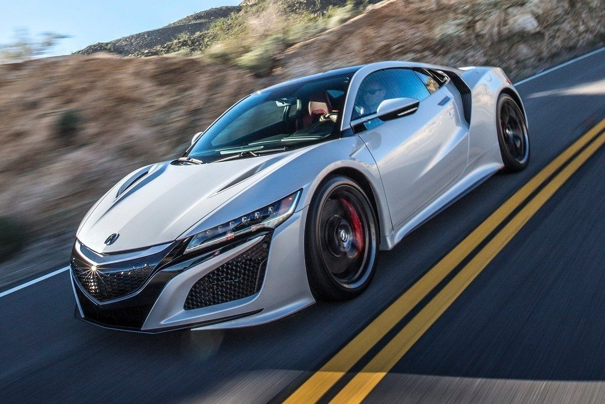 New 2020 Honda Nsx New Concept Cars Review 2019 Nsx Acura Nsx Acura Integra
