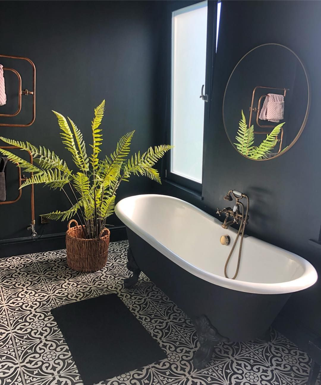 Favourite Bathroom Home Decor: This Is My Favourite Room In The House, But Now My
