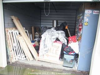 10 X 15 Storage Unit Contents From Four Seasons Self Storage In Suisun City California There Are Two Units Storage Unit Auctions Company Storage Self Storage