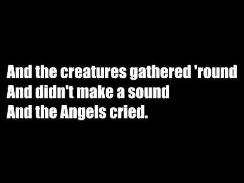 Alan Jackson & Alison Krauss - The Angels Cried (Lyric Video) | Alan jackson, Music memories, Lyrics