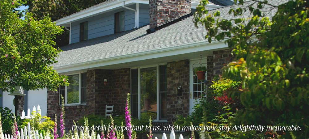 The Guest House Bed & Breakfast Seattle WA Bed and