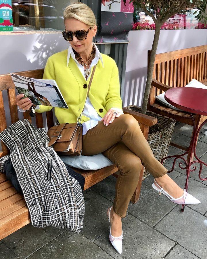 Photo of Bitte 1x Camel für die Blondine! | Stilexperte für Styling und Anti-Aging 45+