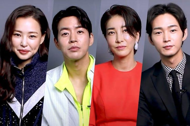 """Watch: Honey Lee, Lee Sang Yoon, Jin Seo Yeon, And Lee Won Geun Share Insight Into Their """"One The Woman"""" Characters"""