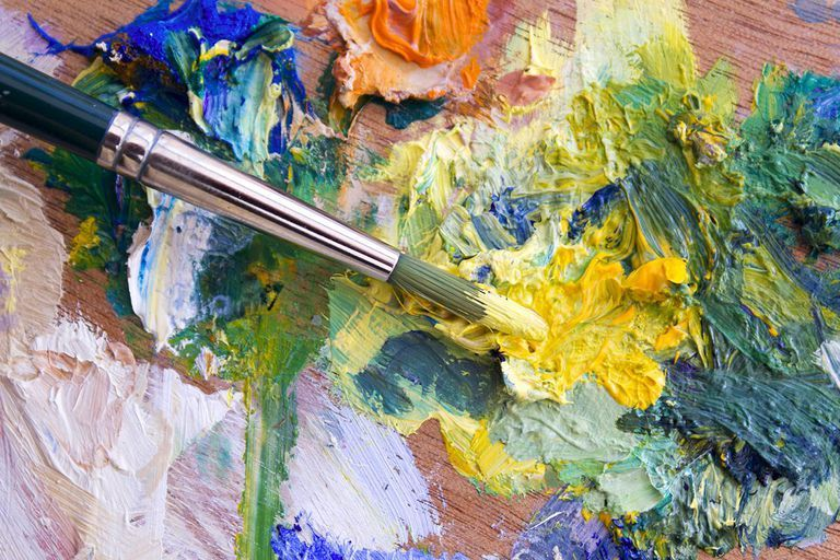 100 Artistic Acrylic Painting Ideas For Beginners Beginner