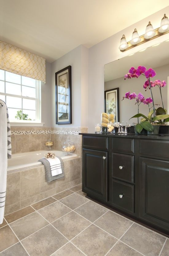 Pin By Karla R On Home Sweet Home Ryan Homes Bathroom Style Home