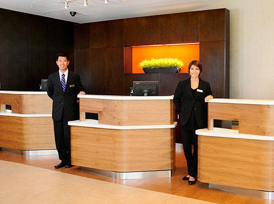 front desk hotel sample resume