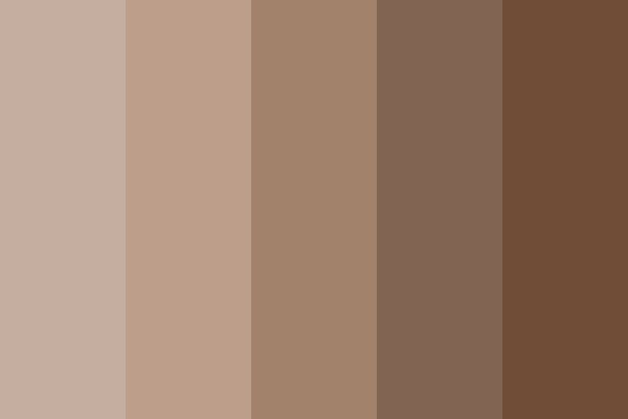 Creamy Chocolate Milk Color Palette In 2021 Milk Color Color Palette Chocolate Milk