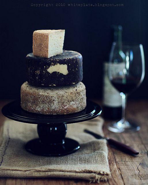 Cheese & Wine #wine #cheese