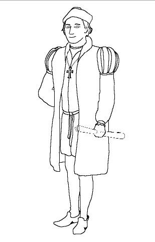 FREE Printable coloring sheets for Columbus day. Includes Columbus ...