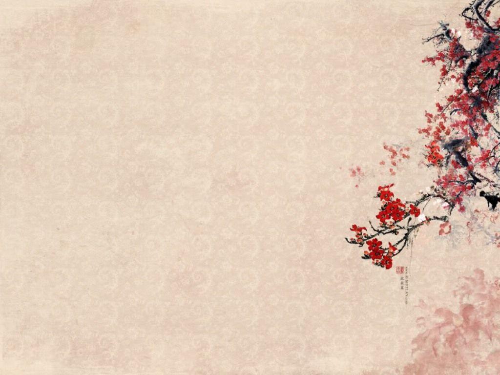 Japanese Wallpaper Japanese Background Flower Template