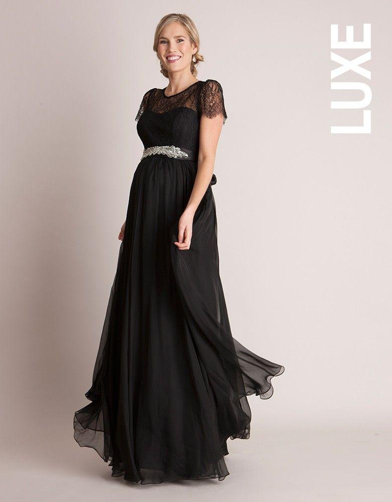Ul Limade In Pure Silk Fully Linedli Libeautiful Black