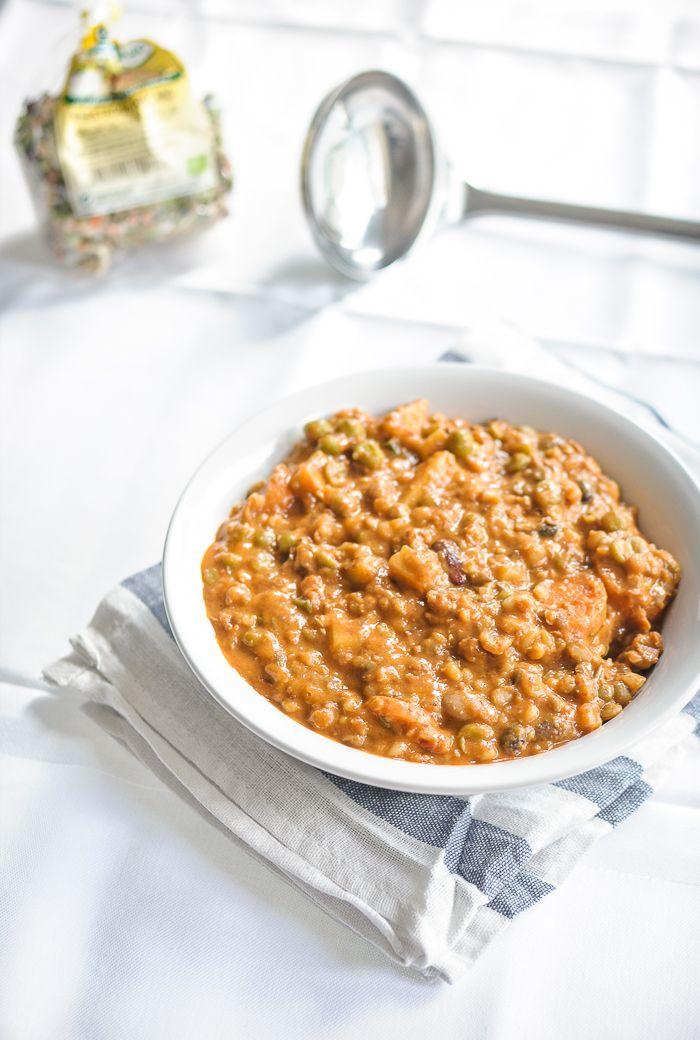 Creamy Vegetarian Tuscan Bean Minestrone