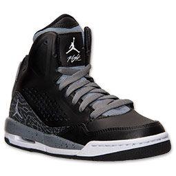15026edd0cd Boys  Grade School Jordan Flight SC-3 Basketball Shoes
