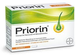 Priorin Hair Growth Supplement Anti Hair Loss Hair Loss Treatment Hair Loss