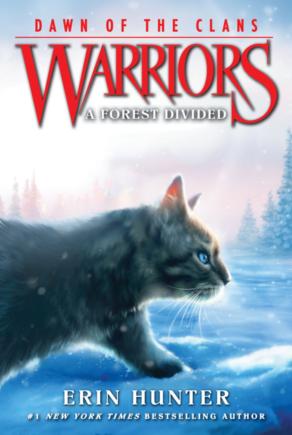 Warriors Dawn of the Clans 5 A Forest Divided (eBook