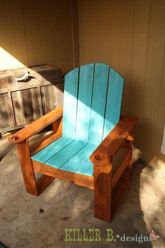 Cedar Fence Picket Adirondack Muebles De Patio Diy Muebles De Pales De Madera Sillas De Patio