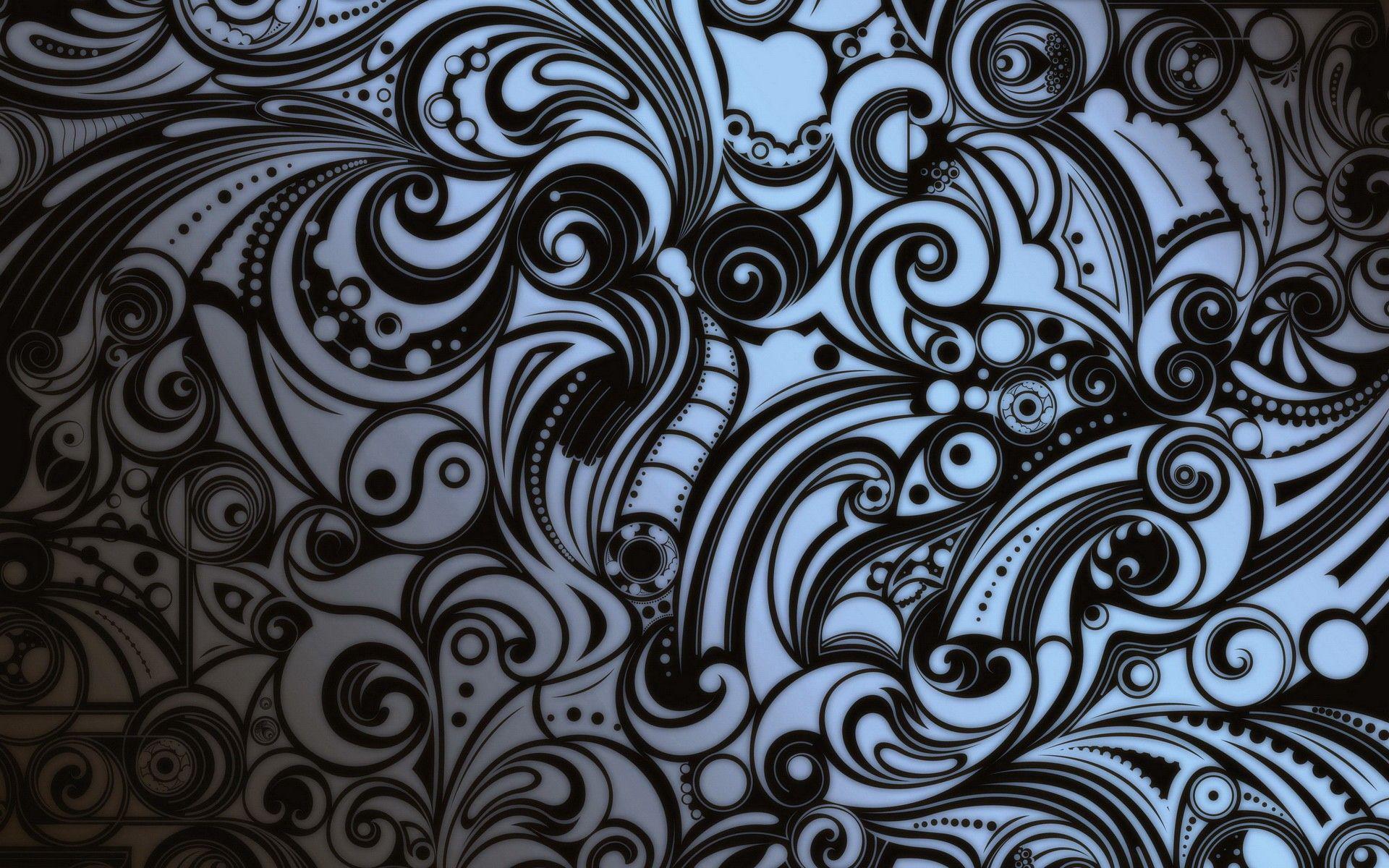 Tribal Wallpaper Abstract Hd Wallpaper Wallpaper hd tribal tattoo