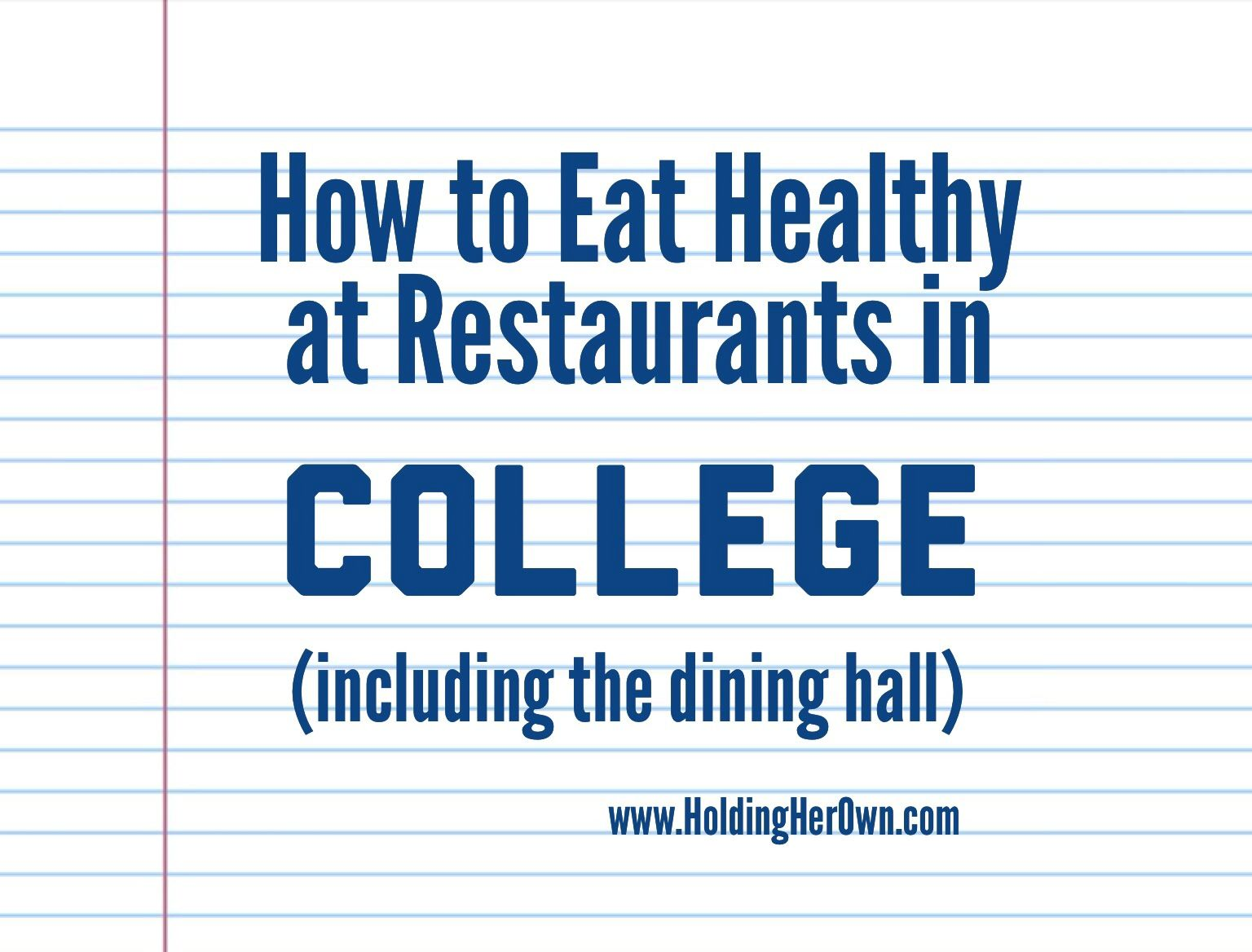 How to eat healthy at college dining hall college and beyond how to eat healthy at college dining hall ccuart Gallery