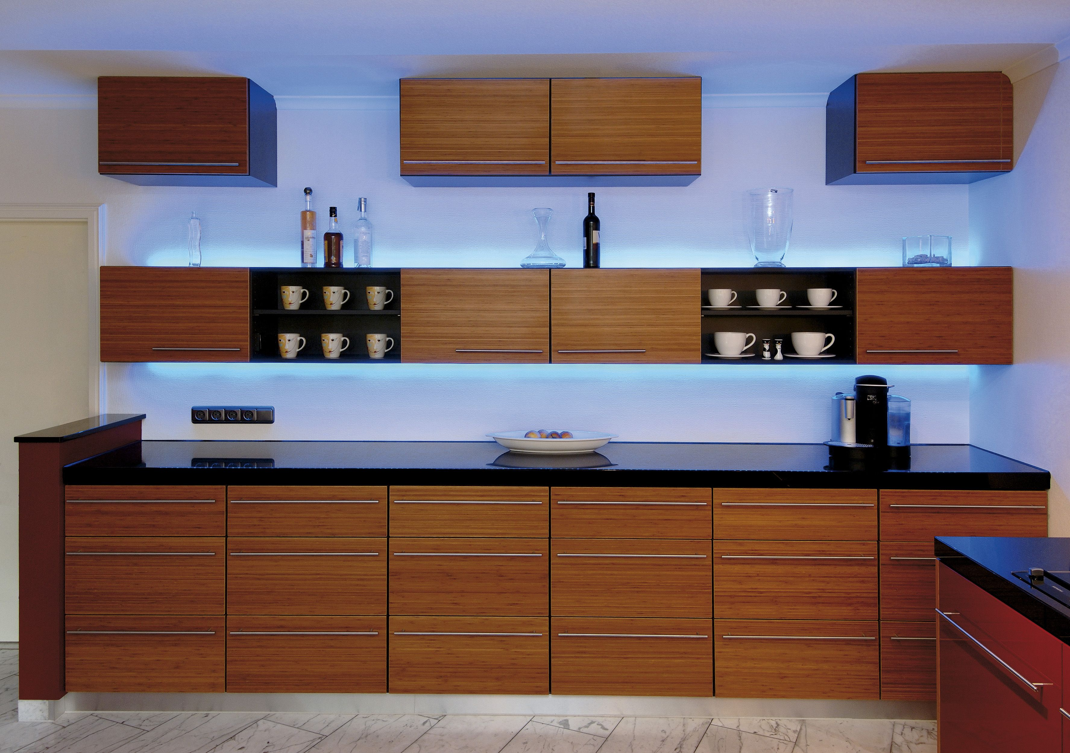 1000+ images about Lighting Ideas on Pinterest | Modern kitchen lighting,  Cabinets and Glass doors