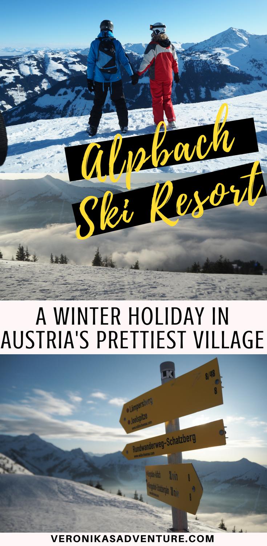 Photo of Alpbach Ski Resort: A Winter Holiday in Austria's Prettiest Village