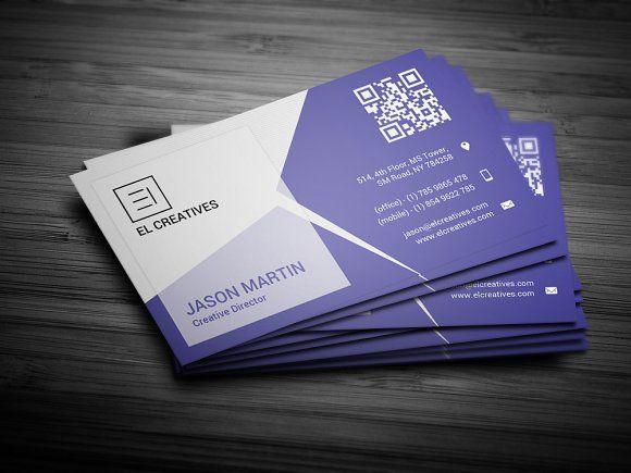Creative Employee Business Card Business Card Template Design Business Cards Creative Templates Business Cards Creative