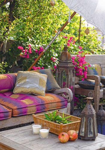 Terrazas urbanas un peque o respiro jardin - Terrazas urbanas ...