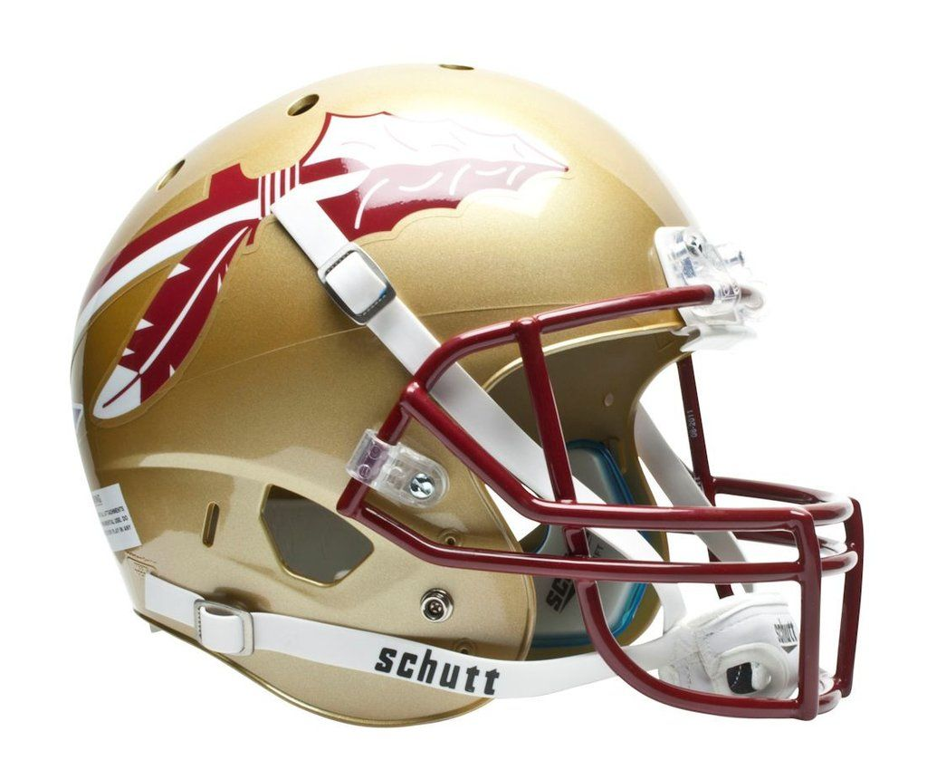 Florida state seminoles schutt xp full size replica helmet