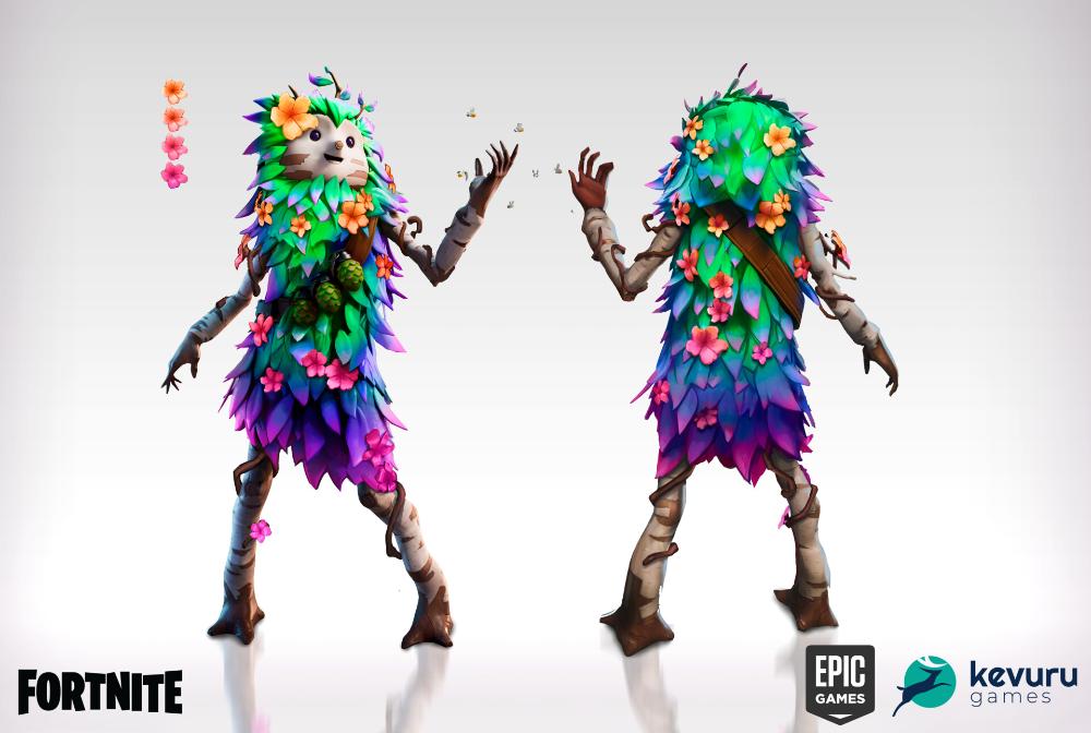 Artstation Fortnite Bushranger Concept Art Kevuru Games In 2021 Concept Art Art Fortnite
