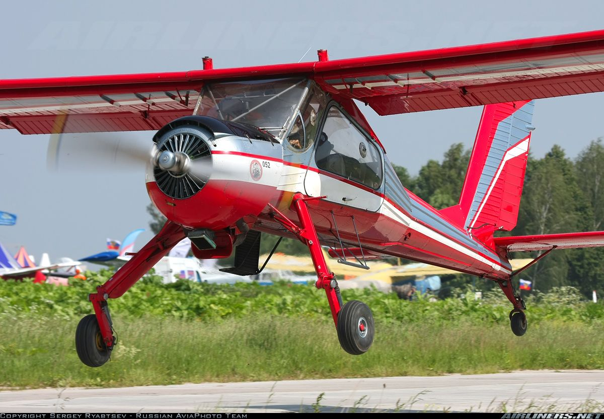 PZL-Okecie PZL-104 Wilga-35A   vehicle   Model airplanes