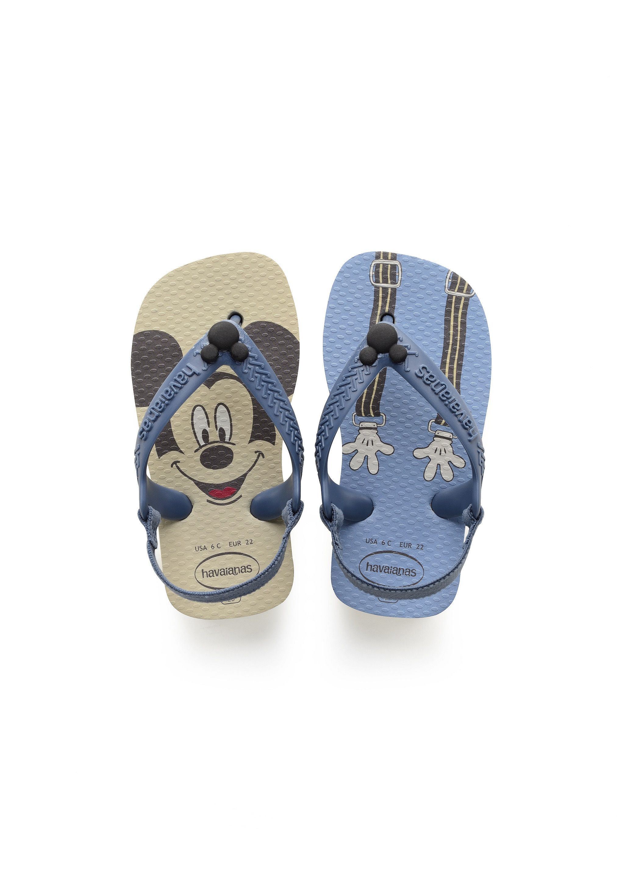 b0e7780f2 Havaianas Baby Disney Classics Beige Price From  15