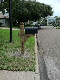 6x6 Custom Mailbox Post Mailbox Post Mailbox Custom Mailboxes