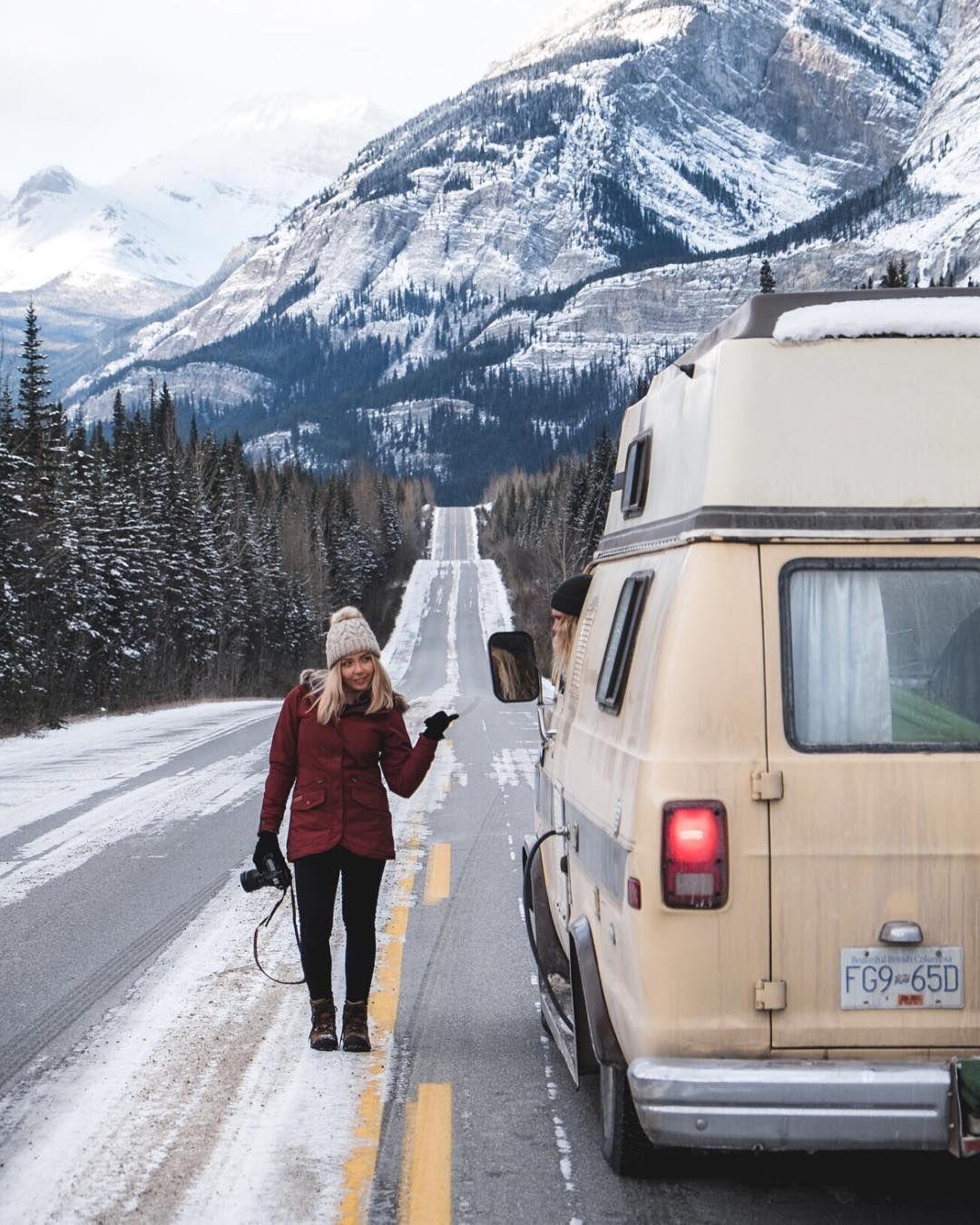 How to heat your van in winter van life camping hacks