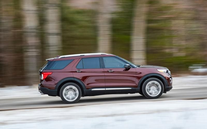 Ford Explorer Platinum 2020 Ford Explorer 2020 Ford Explorer Best New Cars