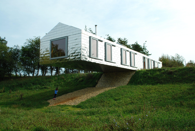 alain de botton x living architecture x balancing barn / near aldeburgh, suffolk, UK