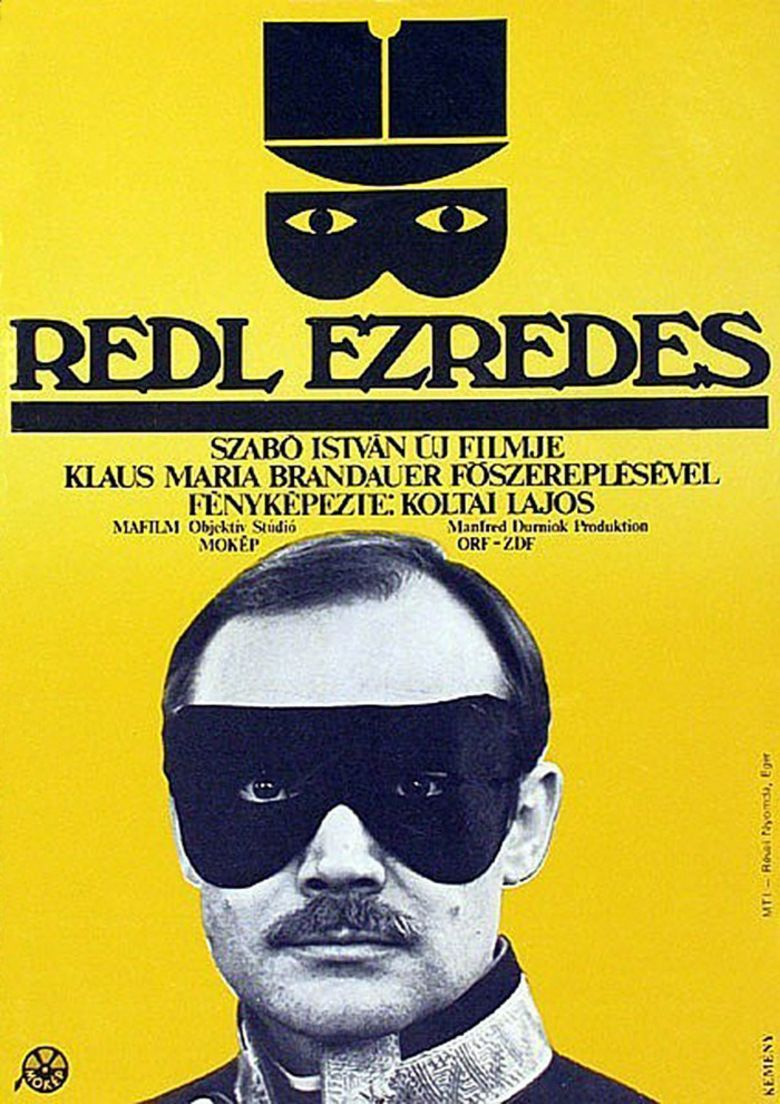 Colonel Redl Movie Poster Film Posters Movie Posters Film
