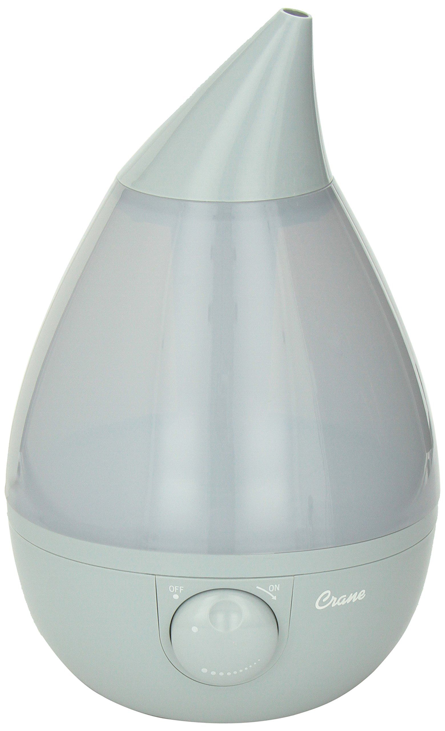 Crane Drop Ultrasonic Cool Mist Humidifier | RESPIRATORY CARE