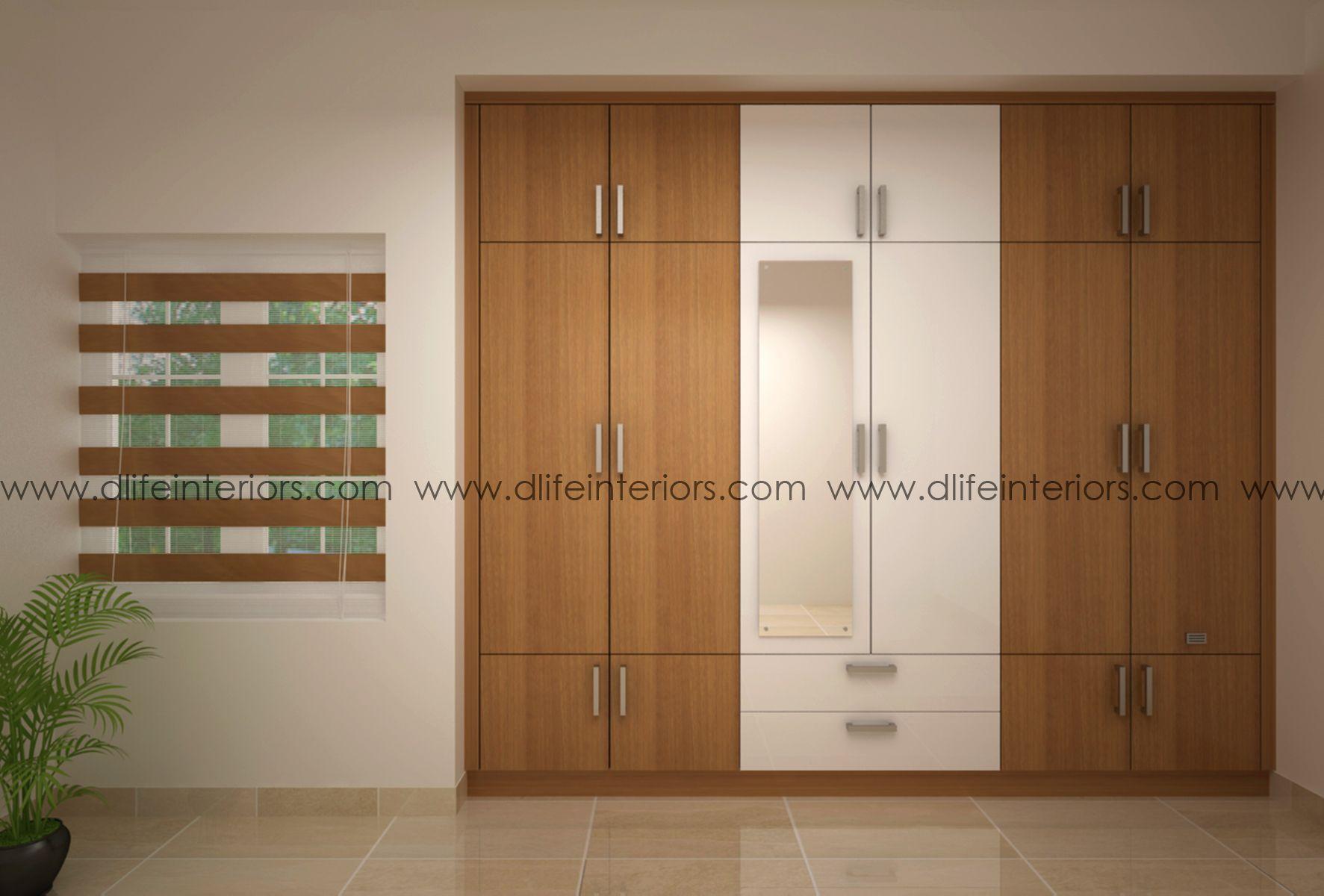 Best Bedroom Wardrobes From Top Interior Design Company D Life 400 x 300