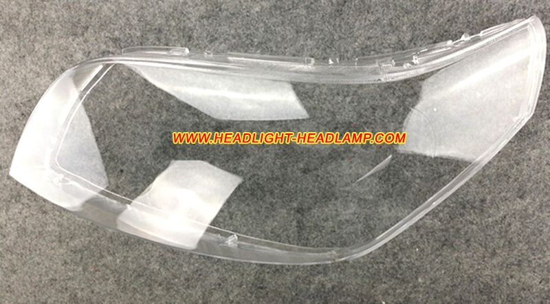 2009 2010 Chevrolet Aveo T250 Original Factory Oem Headlight Lens Cover Plastic Lenses Gles Have