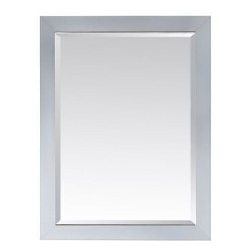 Avanity Modero M28 Wt Modero 28 X 32 In Mirror Finish In White