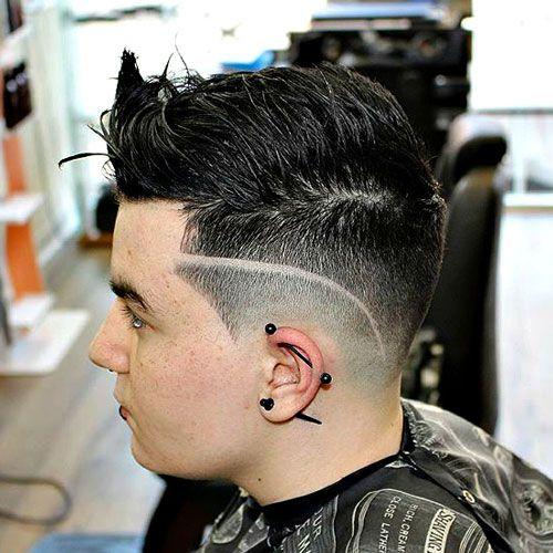 25 Barbershop Haircuts   Taper fade, Hair and Haircuts