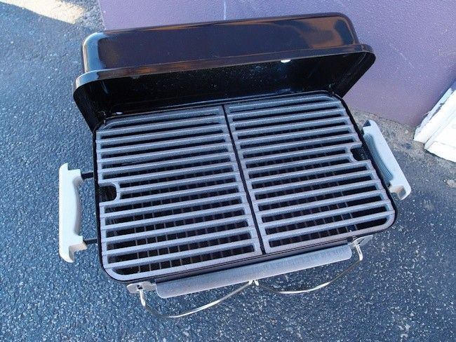 Cast Iron Grill For Weber Go Anywhere Cast Iron Grill Grilling