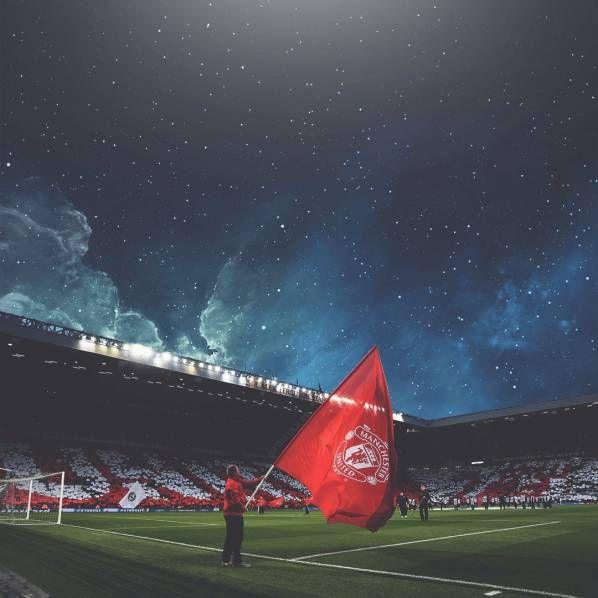 Swietne Zdjecie Z Old Trafford Manchester United Wallpapers Iphone Manchester United Stadium Manchester United Wallpaper