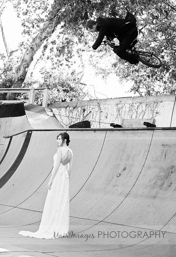 Bmx Wedding Austin TX Mair Images Photography