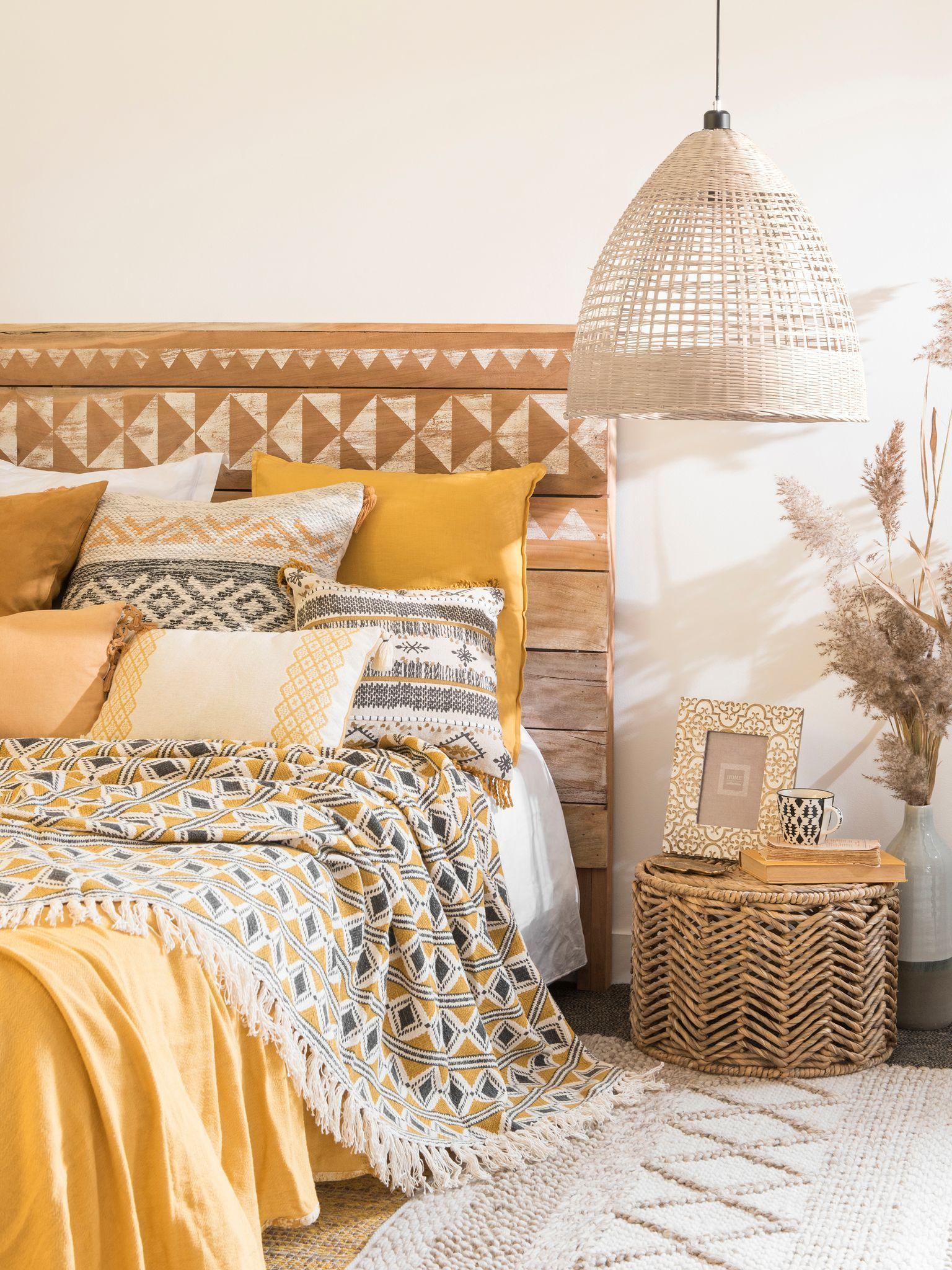 Tete De Lit Ethnique une tête de lit ethnique in 2019 | home decor, bedroom decor