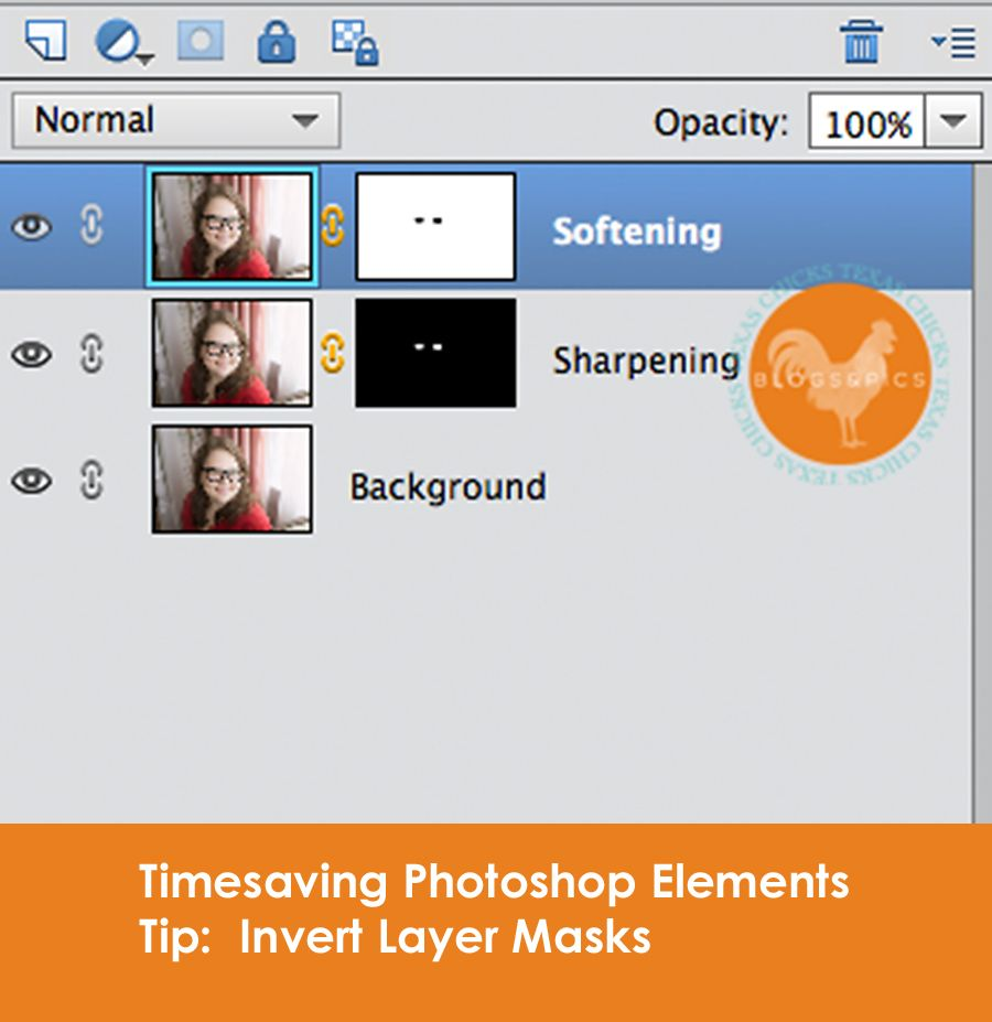 09 elements tutorial invert layer masks to save time photoshop elements tutorial invert layer masks to save time article by erin http baditri Gallery
