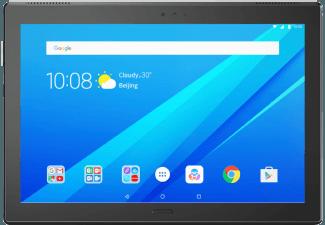 Lenovo Tab 4 10 Plus Tablet 64 Gb 4 Gb Ram 10 1 Zoll Android Nougat Aurora Black Tablet 10 Zoll Gute Lautsprecher Datenspeicher